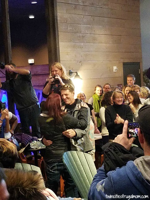 Great Wolf Lodge Bloomington Marriage Proposal