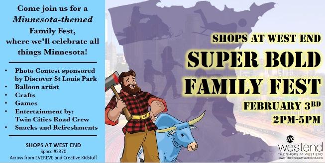 Super Bold Family Fest