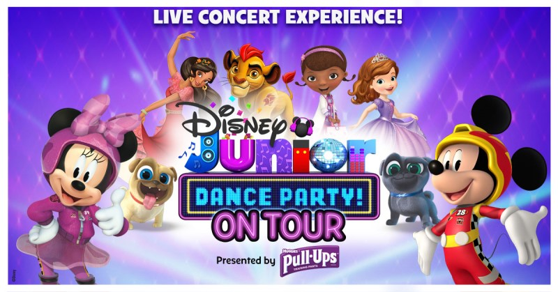 Disney Junior Dance Party on Tour Minneapolis