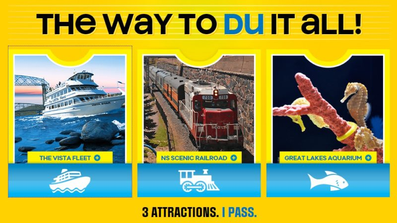 Must See Duluth Pass