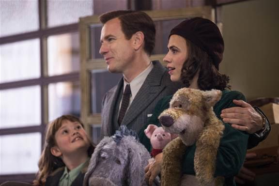 Christopher Robin family