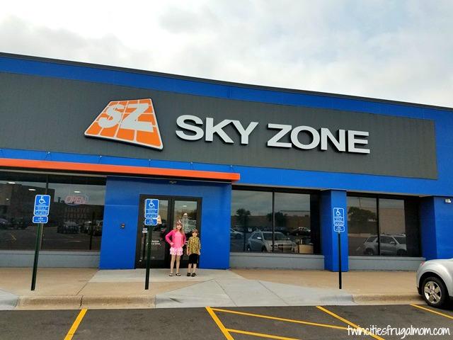 Sky Zone Blaine