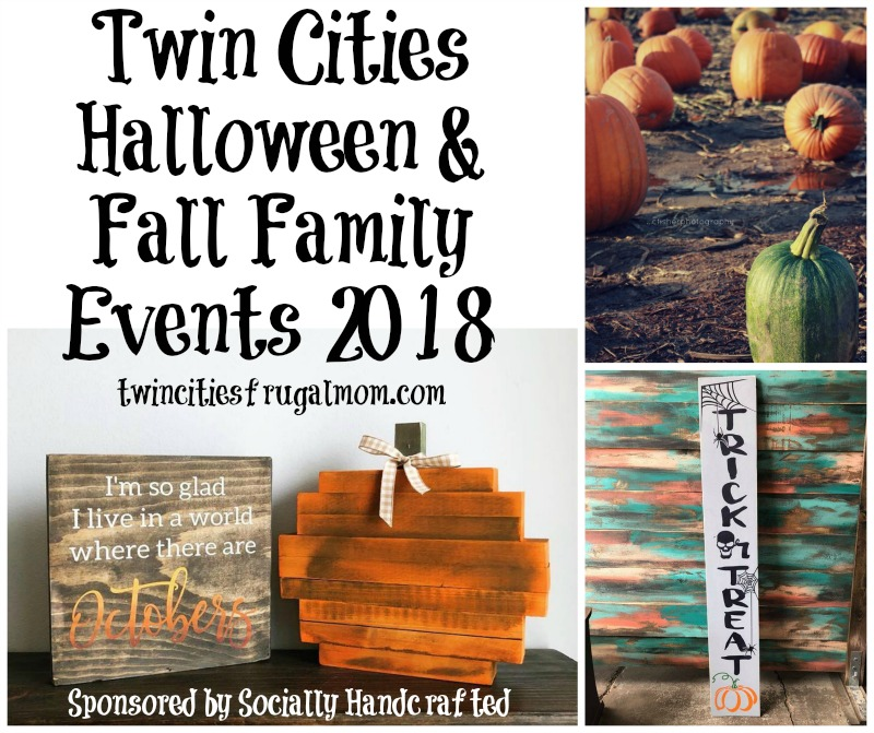 Twin Cities Halloween Fall Family Events