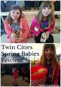 Twin Cities Spring Babies Fesitval