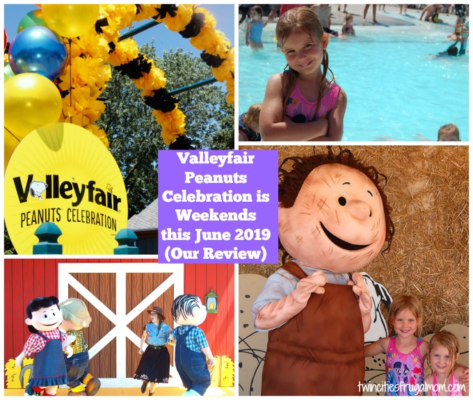 Valleyfair Peanuts Celebration
