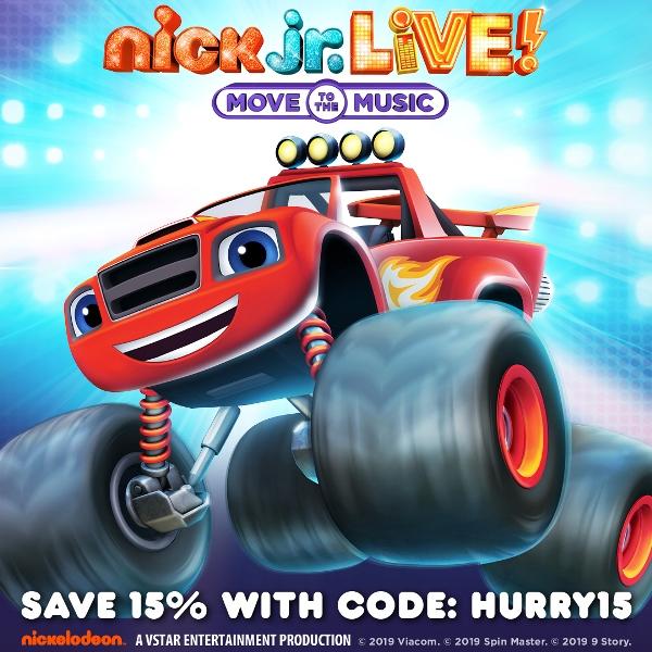 Nick Jr. Discount