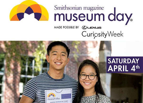 Museum Day April 2020