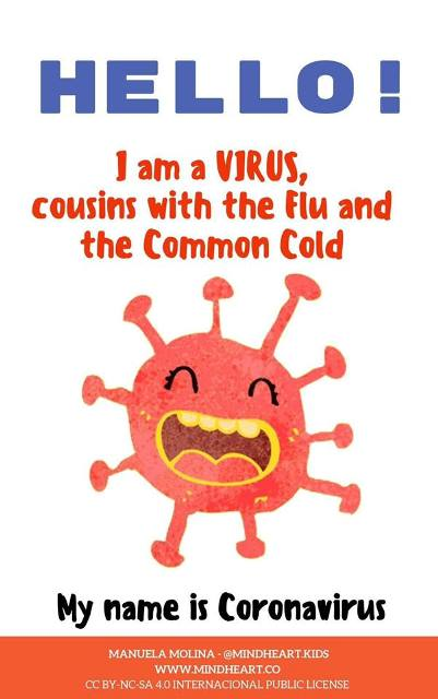 Coronavirus Printables