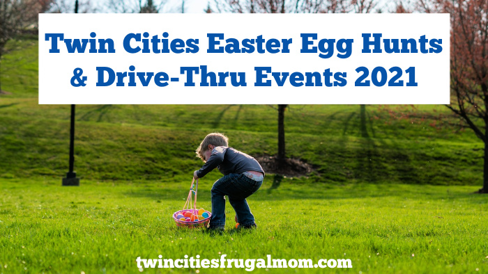 Twin Cities Easter Egg Hunts 2021