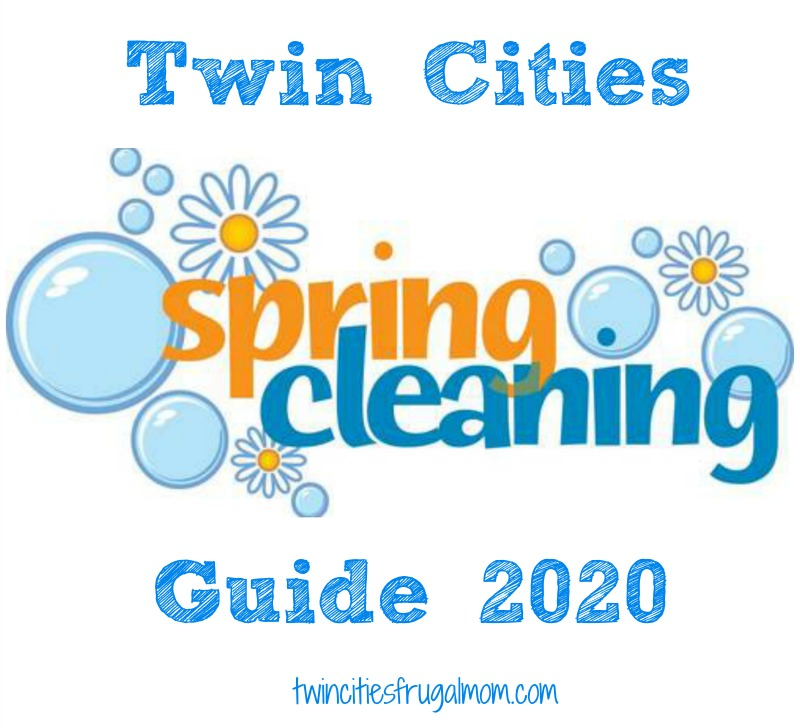 Twin Cities Spring Cleaning Guide 2020