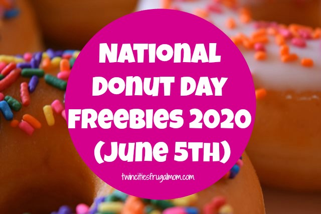 National Donut Day 2020