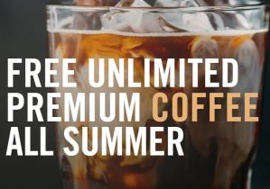Panera Free Coffee