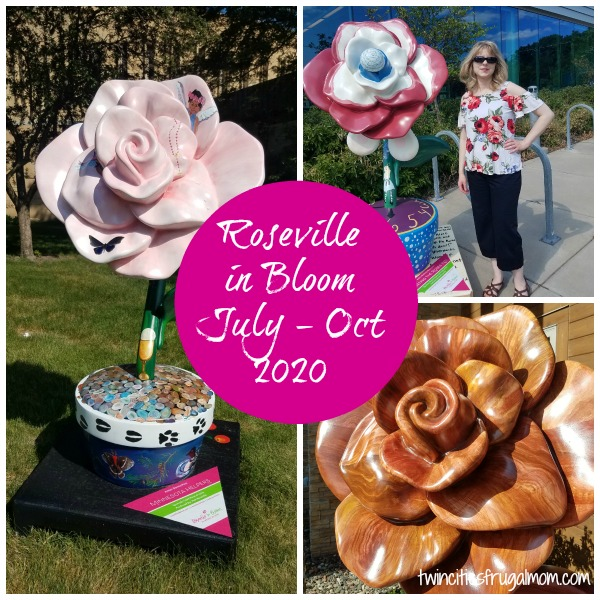 Roseville in Bloom