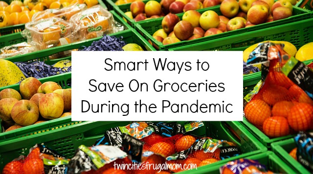 Save on groceries during the pandemic