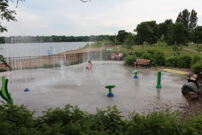 St. Paul Splash Pads open