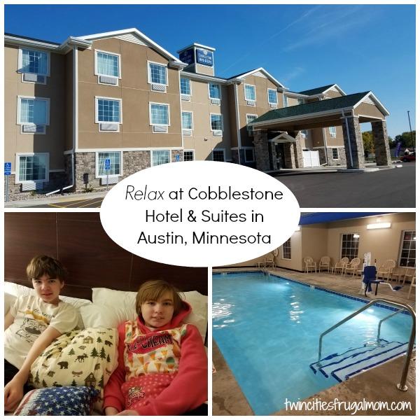 Cobblestone Suites relax