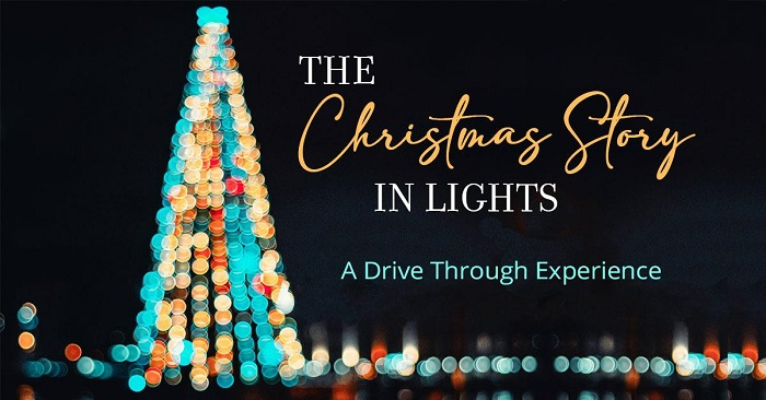 Christmas Story in Lights