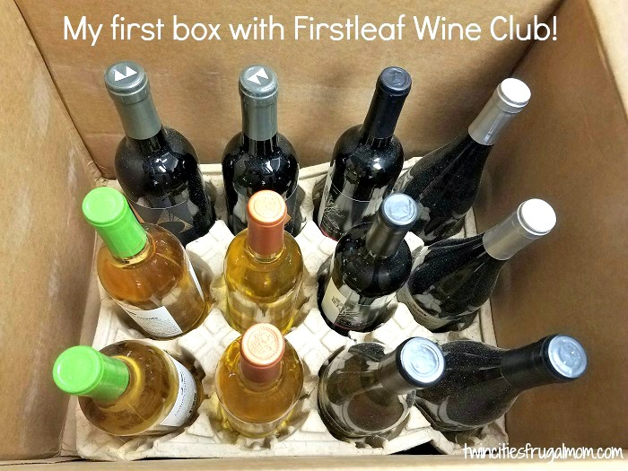 Firstleaf Wine Box