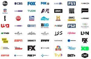 Fubo TV channels