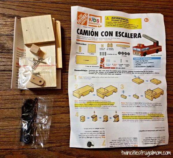 Free Home Depot Kids Workshop Kits