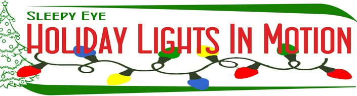 Sleepy Eye Holiday Lights