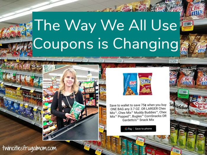 Coupon Use is Changing