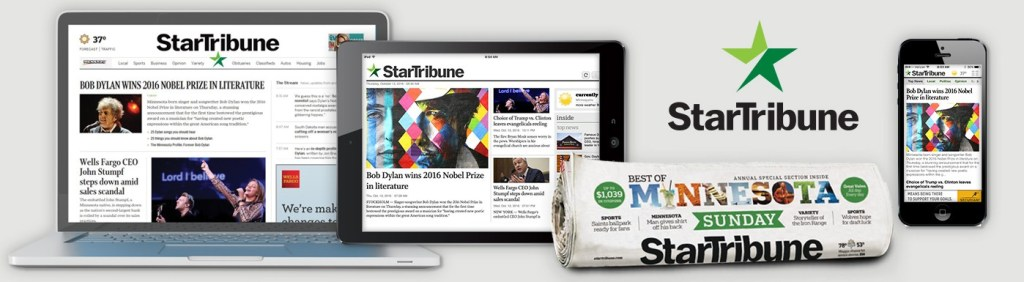 Star Tribune digital