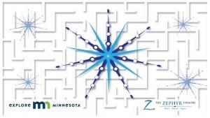 Stillwater Ice Palace Maze
