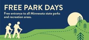Free Minnesota Park Days 2021