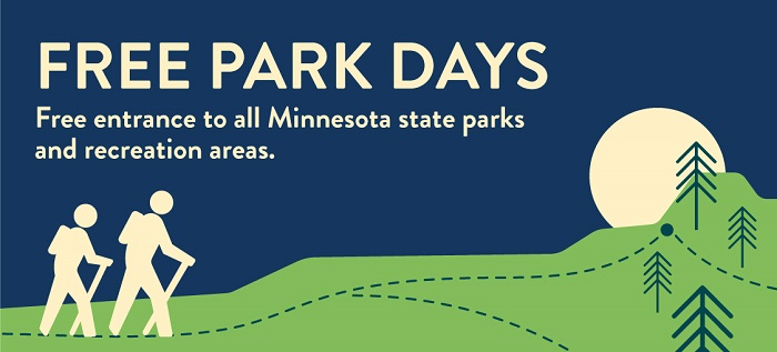 Free Minnesota Park Days 2021