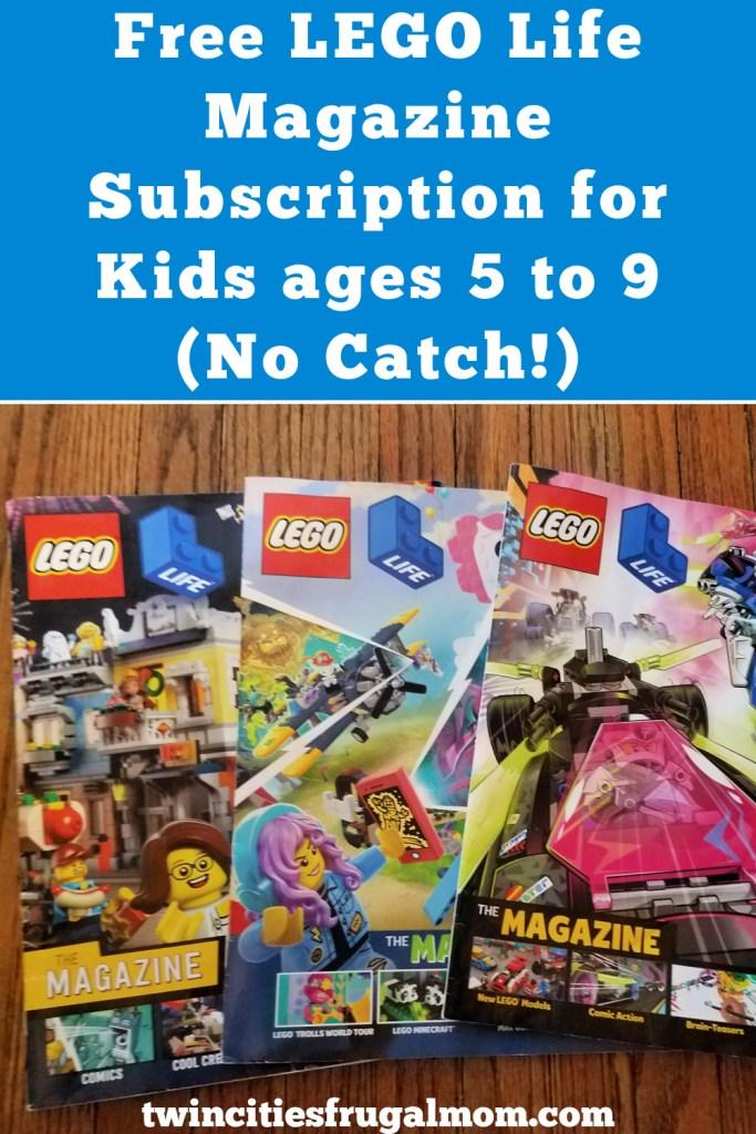 Free LEGO Life Pinterest