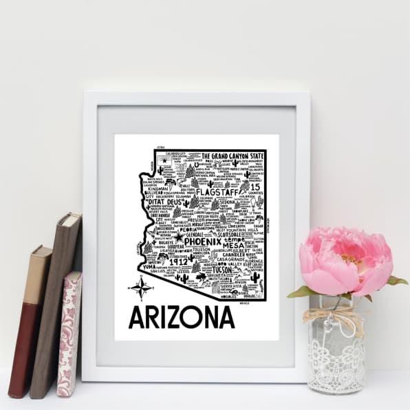 Arizona wall art