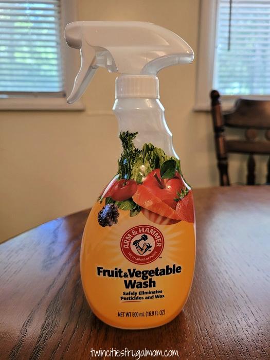 Arm & Hammer Fruit Wash