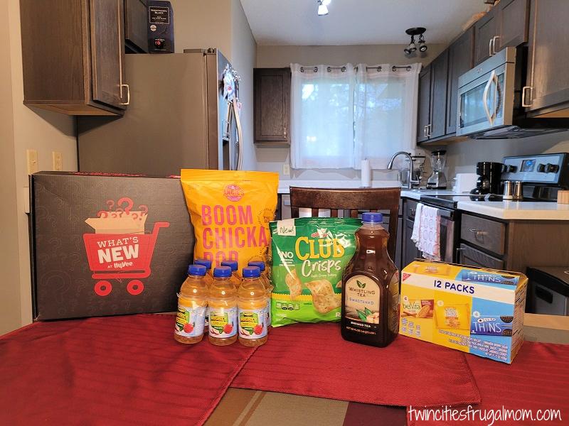 Hy-Vee New Foods
