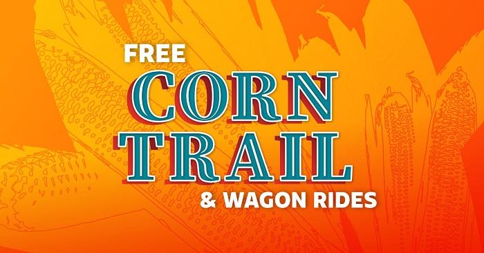 free corn trail
