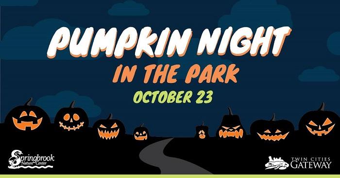 pumpkin night in the park