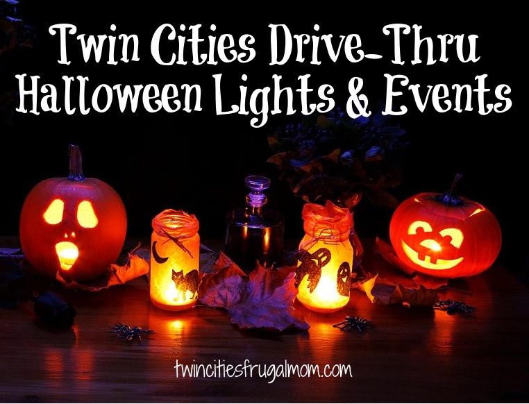 Twin Cities Drive Thru Halloween Events