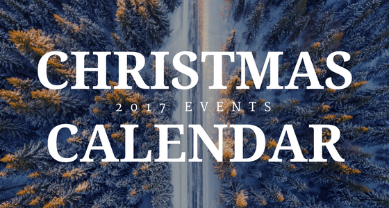 Complete Christmas Calendar of Events