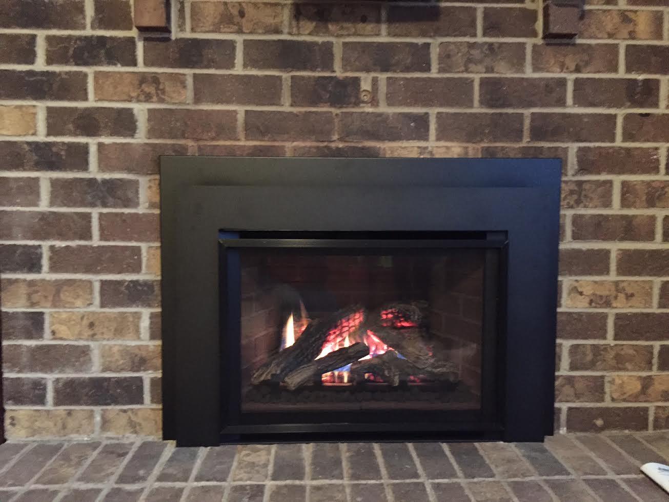 Burnsville Mn Gas Fireplace Insert