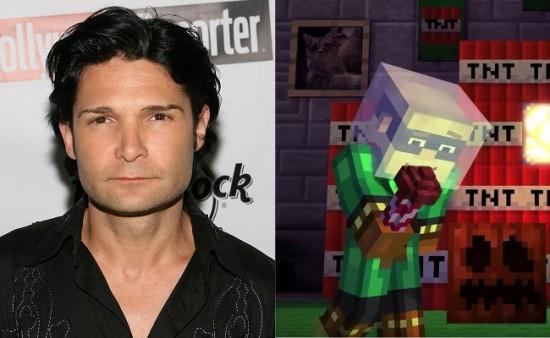 Minecraft: Story Mode - Magnus voice actor