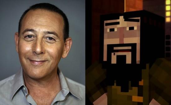 Minecraft: Story Mode - Ivor voice actor