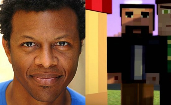 Minecraft: Story Mode - Gill voice actor