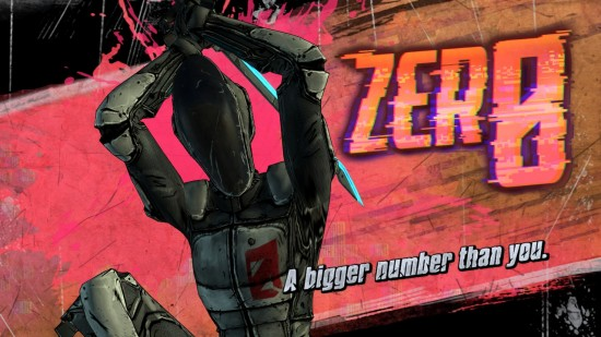 Tales from the Borderlands - Zer0