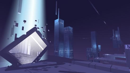 glitchspace world
