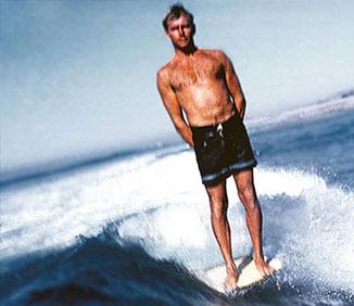 Phil Edwards Surfer