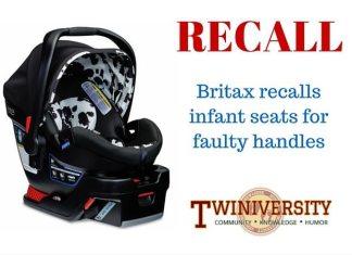 britax recall
