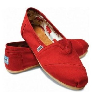 pair of shoes for mom