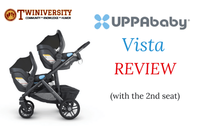 UPPAbaby Vista
