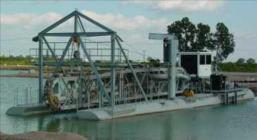 "14"" L-Series dredge"
