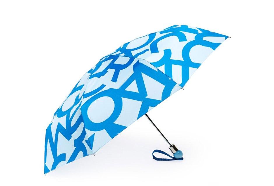 MARC BY MARC JACOBS Bold Logo Robin Blue Multi